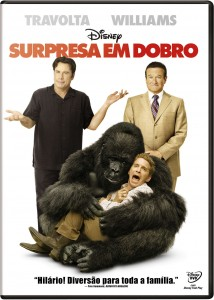 SURPRESA EM DOBRO - DVD