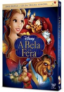 [DVD + CD] A BELA E A FERA
