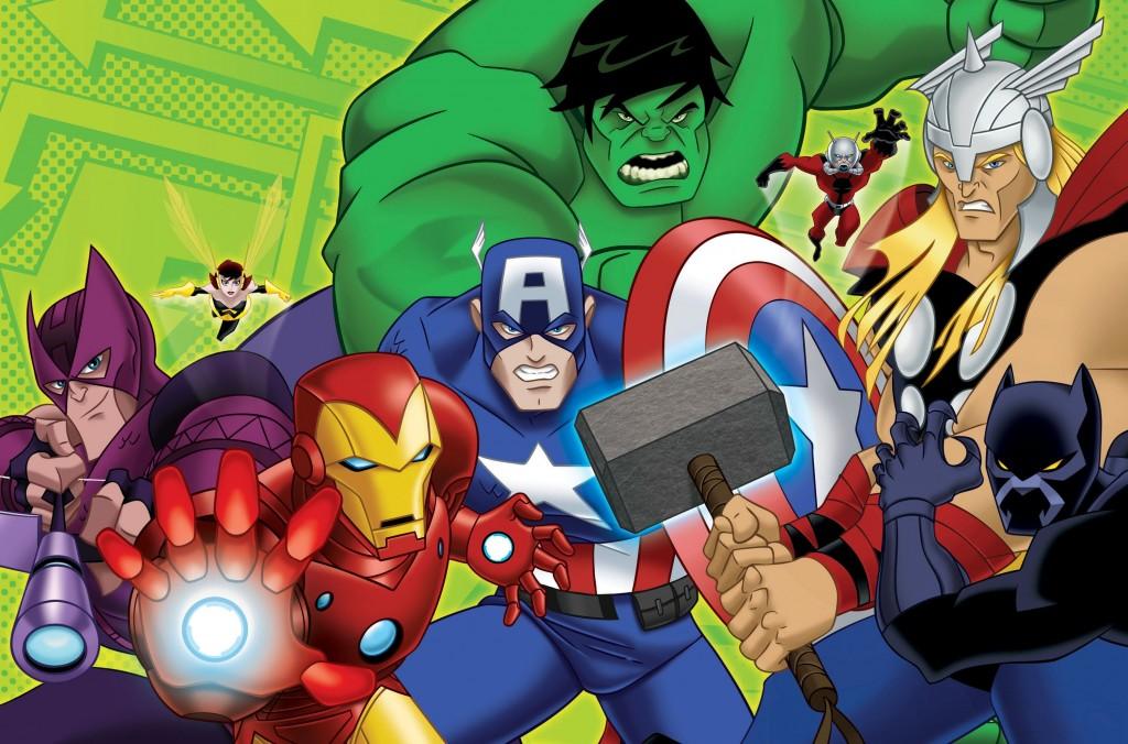 os-vingadores-os-super-heris-mais-poderosos-da-terra-1