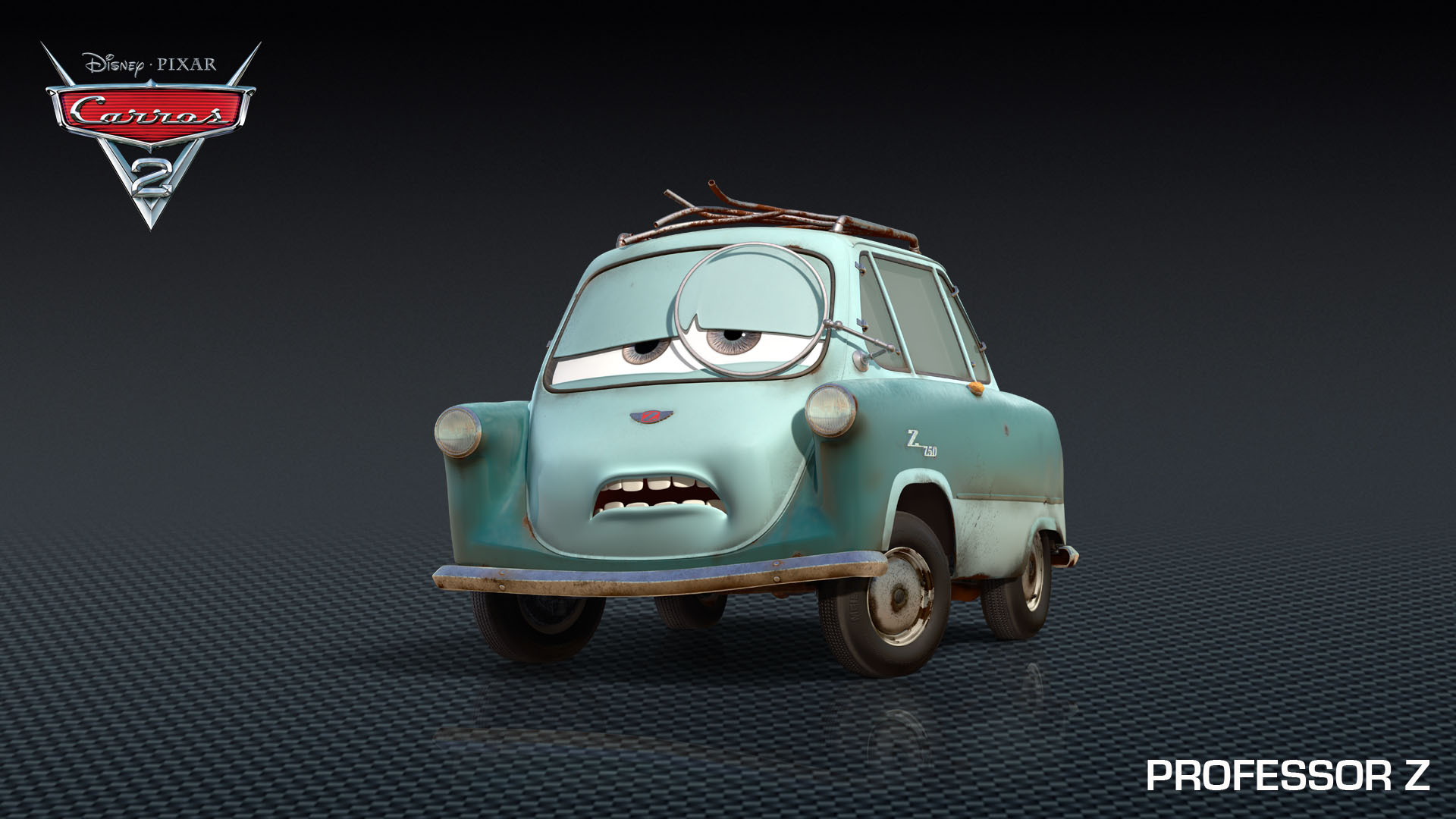 Cars 2 Cartoon Characters Names : Conhe�a mais tr�s novos personagens de carros cad� o