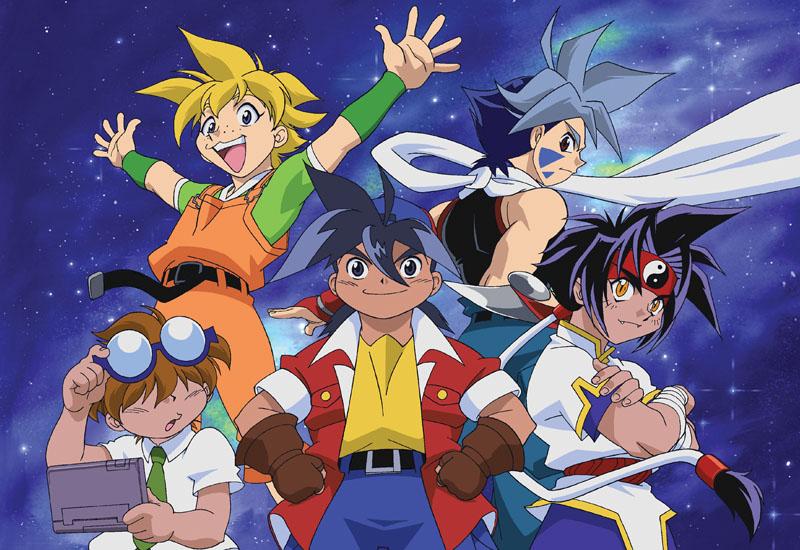 [Top 10] Os 10 Melhores Animes Dublados Exibidos no BRASIL BeybladeMetalFusion_01