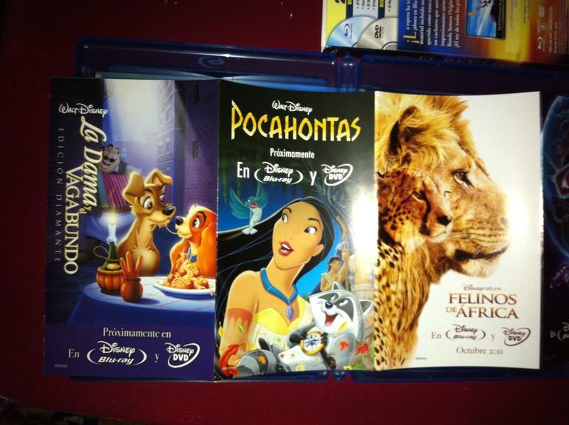 Disney Blu-ray e Disney DVD em Portugal - Página 4 Pocahontas