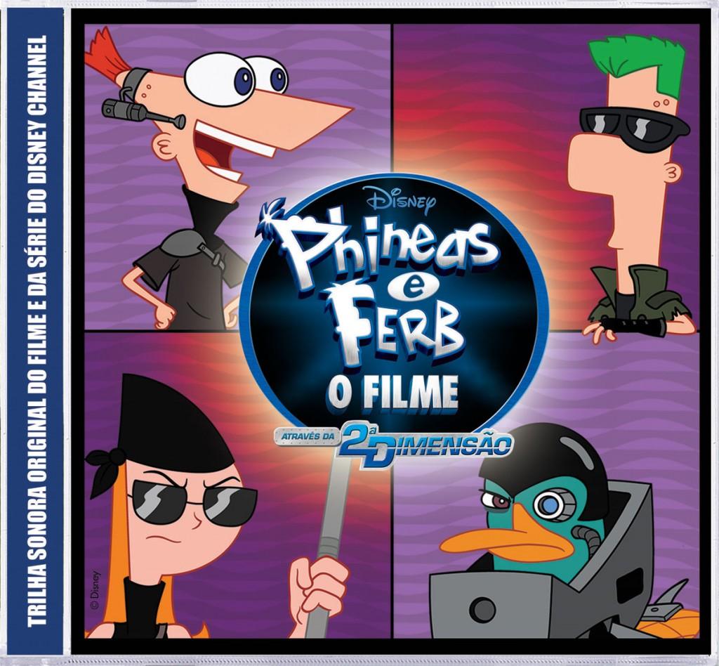 Phineas y Ferb la película: A través de la segunda