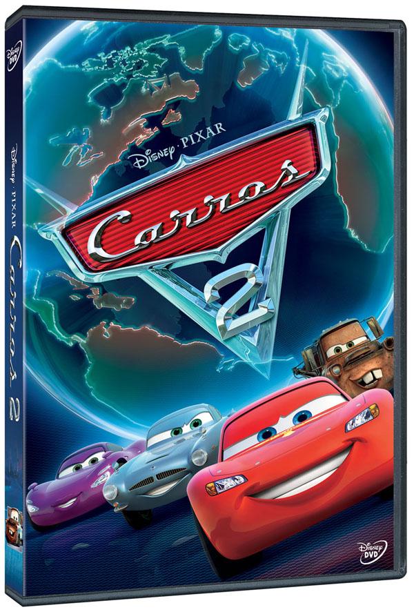 Dvd Carros 2 Cade O Leo