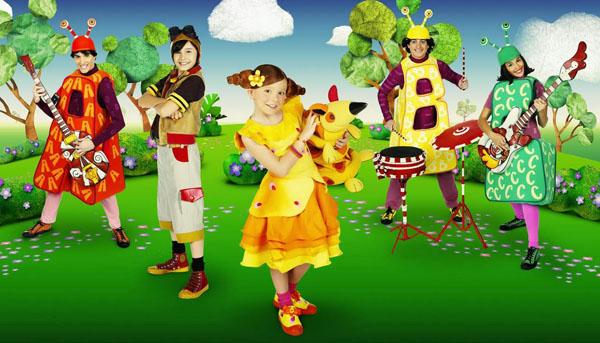 Disney junior em mar o novos epis dios de art attack e for Cancion el jardin de clarilu