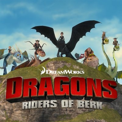 How to Train Your Dragon Riders of Berk