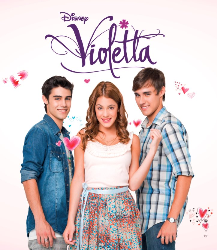 Video Clipe Te creo – Violetta