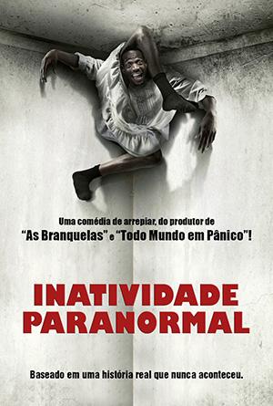 Inatividade Paranormal (Dublado) TS RMVB