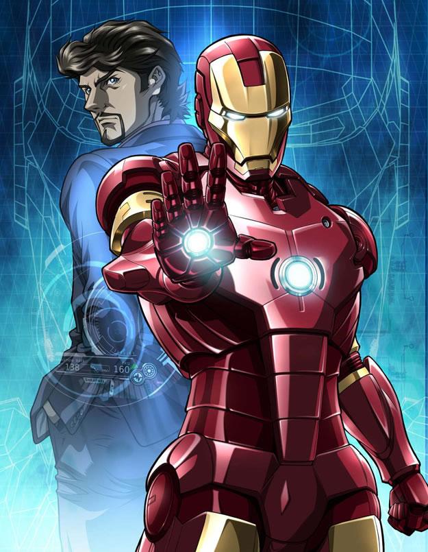 Iron Man - Todos os Episódios