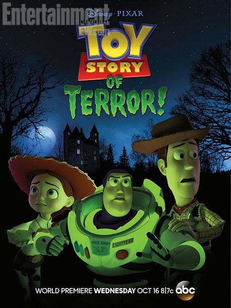 Toy Story de Terror Dublado 2014