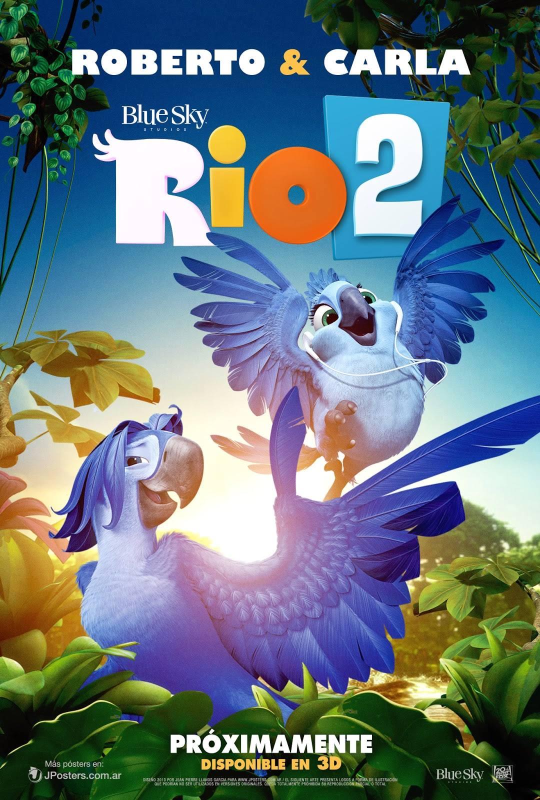«Rio Смотреть Онлайн 2» — 2016