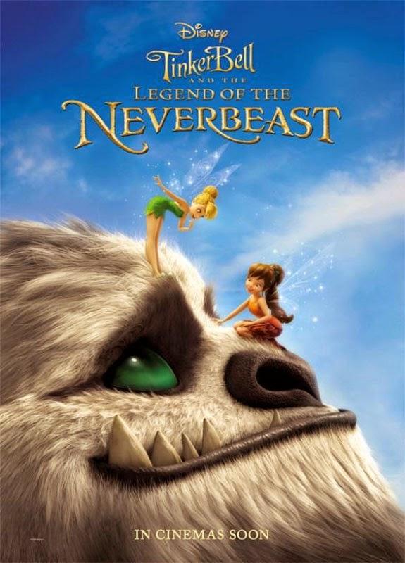 Tinker Bell e a Lenda do Monstro da Terra do Nunca 2015
