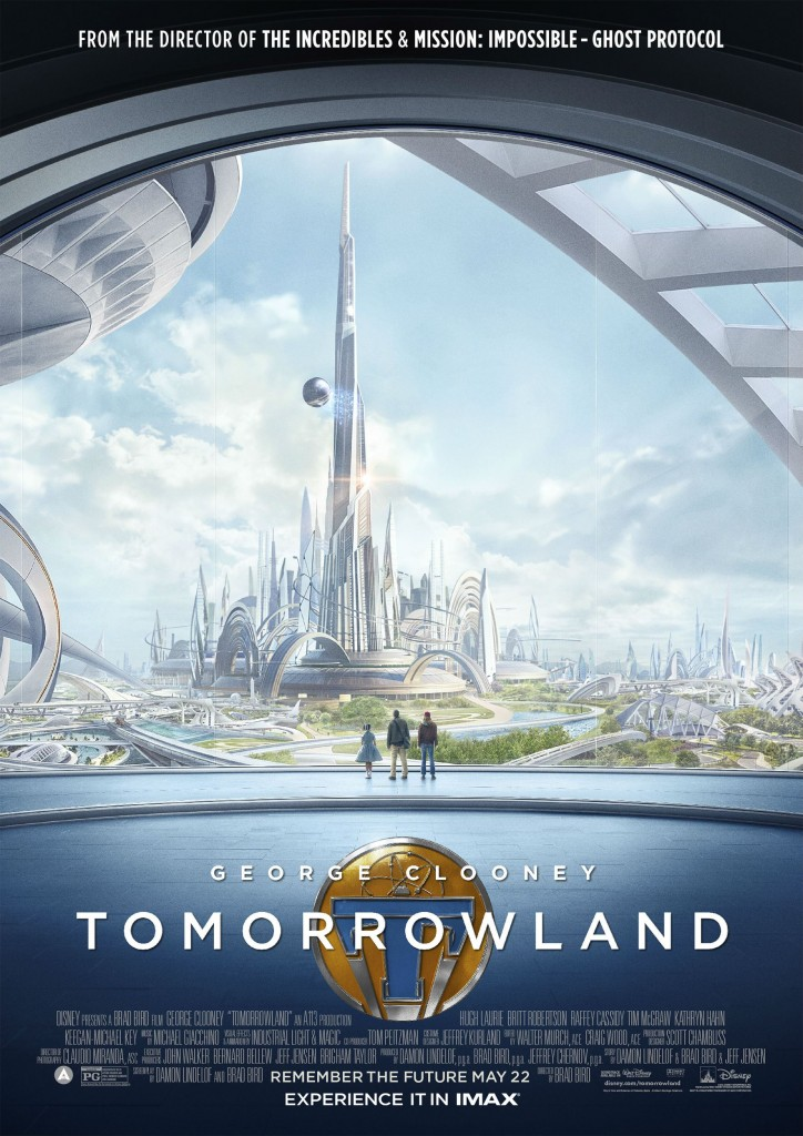 Tomorrowland-IMAX-Poster