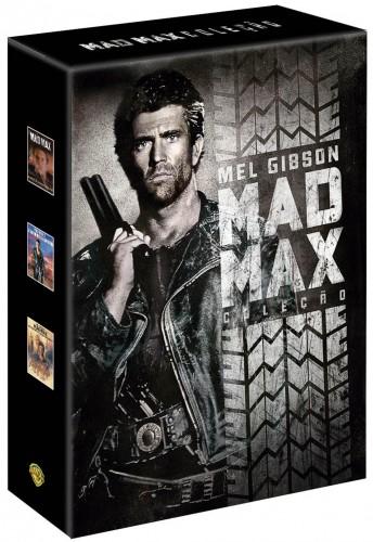 Coleção Mad Max_  LASA Box DVD_Pack Prov
