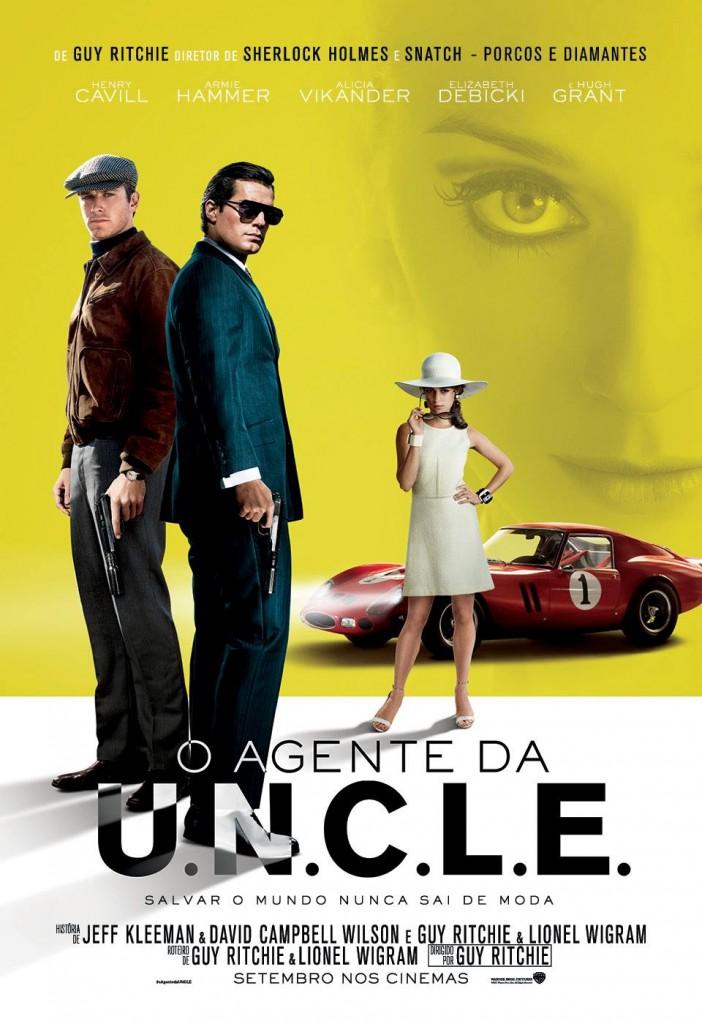 O Agente da U.N.C.L.E. Poster