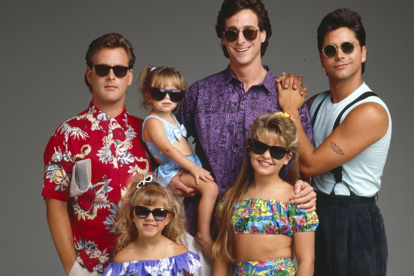 """FILE: Netflix Reportedly In Talks To Order New Season Of """"Full House"""""""