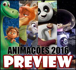 Preview 2014 | Animações