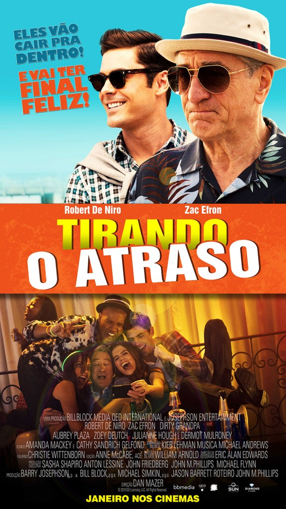 TirandooAtraso_poster