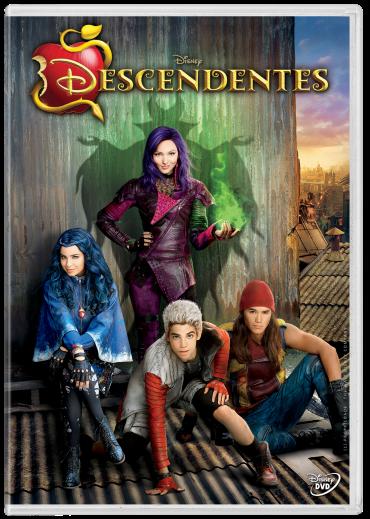 Descendentes_DVD