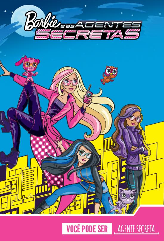 BarbieeasAgentesSecretas_poster