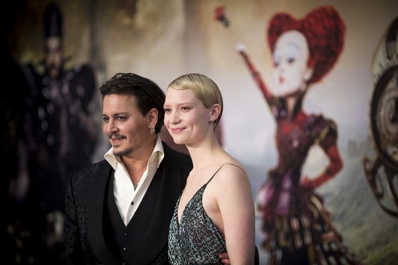 "European Premiere of Disney's ""Alice Through The Looking Glass"""