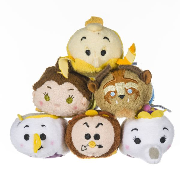 Beauty-and-the-Beast-Tsum-Tsum-Collection-by-Posh-Paws