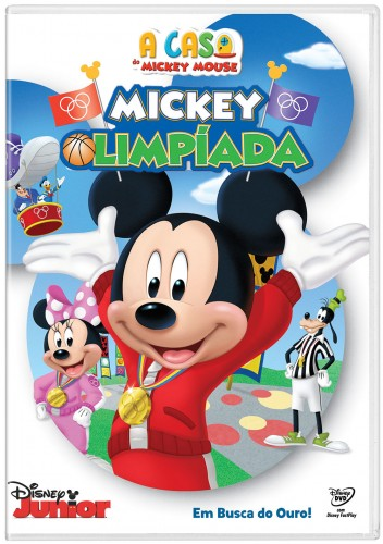 CasadoMickeyMouseMickeyOlimpiada_DVD