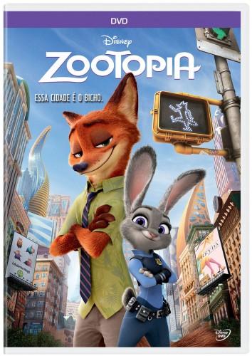 Zootopia_DVD